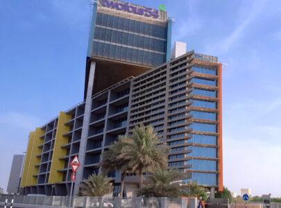twofour54 Park Rotana Building